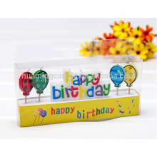High Performance for Colorful Letter Shape Candle