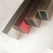 6061 Various Sizes Durable Aluminum Alloy Square Tube