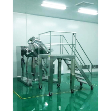 Stainless Steel Food Granules Mixing Machine