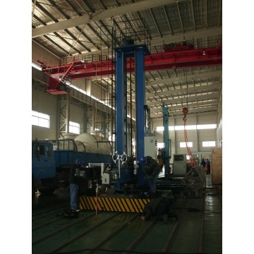 Cement Can Welding Column and Boom