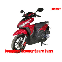 Jonway YY50T-7A Complete Scooter Spare Parts Original Spare Parts