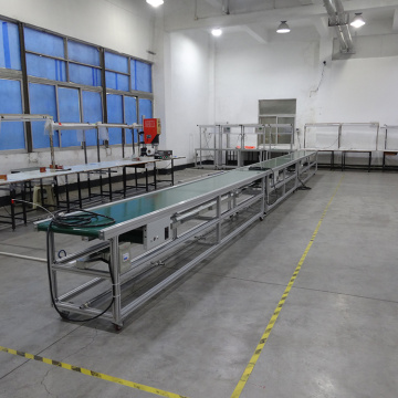 Cell Phone Assembly Line Belt Conveyor