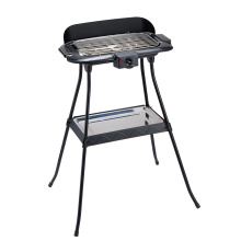 Best Quality for BBQ Grill,Fashion Barbecue Grill,Stainless Steel Grill Manufacturer in China Electric Outdoor BBQ Grill with Feet export to Suriname Exporter