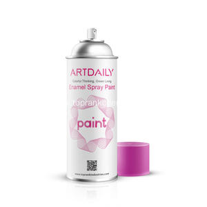 Acrylic Enamel Paint for Metal and Wood and Plastic