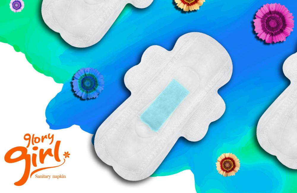 Anion Sanitary Towels For Women