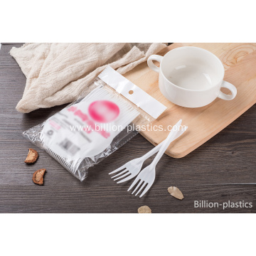 Disposable Food Grade PP Plastic Fork