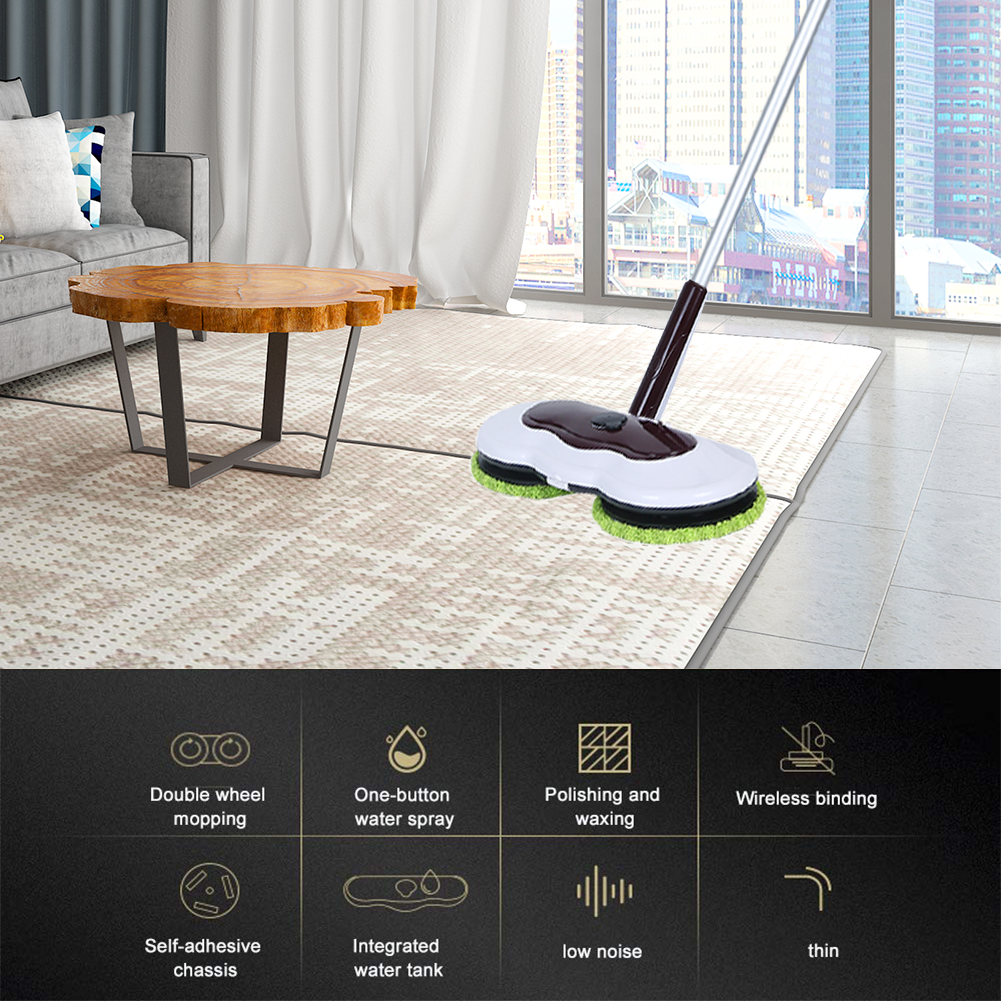 Economic Cordless Floor Mop Cleaner Floor