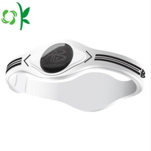 Leading for Power Balance Bracelet Customized Silicone Balance Energy Power Bracelet with Ions export to Poland Suppliers