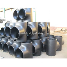 carbon steel seamless ERW equal Tee