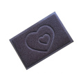 Hot new products embossed pvc mat