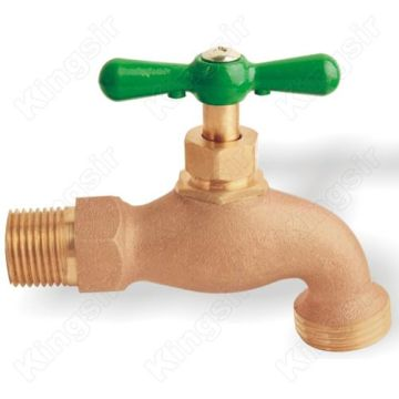 OEM/ODM for Bibcock Valve Brass Bibcocks Garden Tap supply to Zimbabwe Exporter