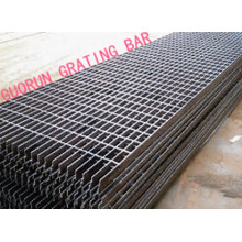 GUORUN  Welded Bar Grating, Plain Steel Painted