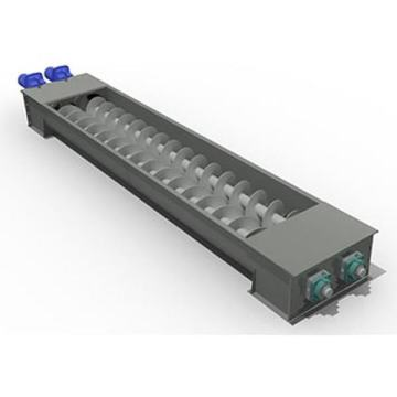 Twin Shafted Screw Conveyor