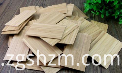 Bamboo Carving Business Card