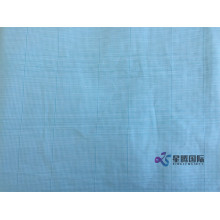 Blue Yarn Dyed Woven Fabric For Shirt
