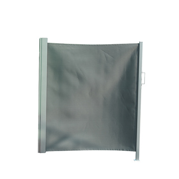 Retractable Side Awning Patio Cover Grey Sunshade 300*160CM