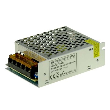 12v 5a led power supply