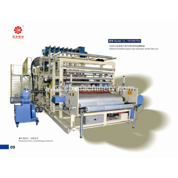 Big Rolls Machinery Stretch Film Production Line
