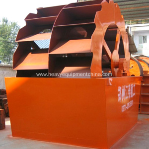 Quartz Stone Processing Plant Silica Sand Washing Machine