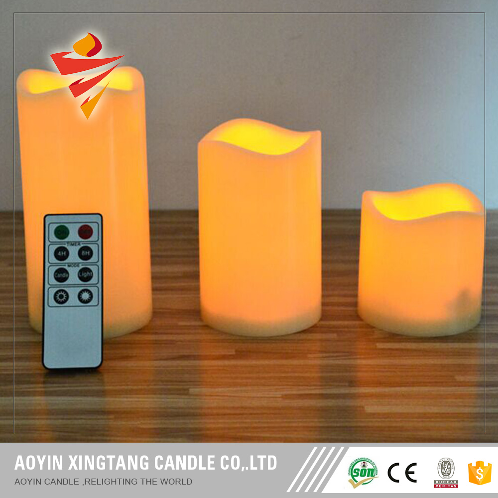Universal remote controls box packing led candle