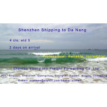 Shenzhen Shipping to Da Nang