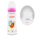 150ml Baby Feeding Bottle Glass Bottle Without Handle