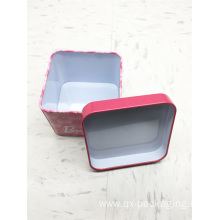 Good Quality for Tea Storage Box High quality small gift tins export to Netherlands Exporter