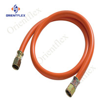 small diameter flexible natural gas spiral  hose