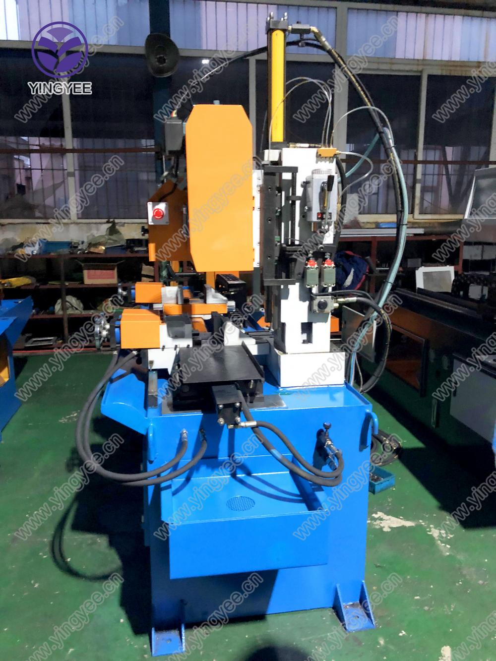 Auto Metal Pipe Cutting Machine From Yingyee001