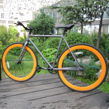 700C single speed fixed gear bike