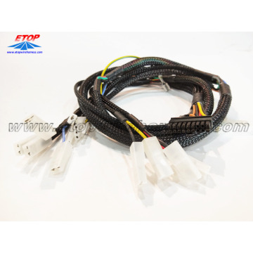 China for China Game Machine Wire Assembly,Wire Connectors Assembly,Wiring Harness For Game Machine Supplier cable assemblies for toaster supply to South Korea Importers