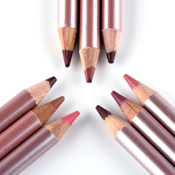Professional OEM lip pencil waterproof lip liner pencil