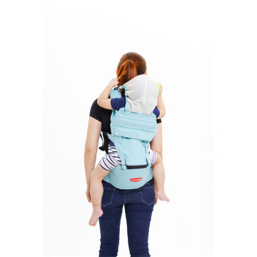 Hands-Free All Position Hipseat Baby Carriers