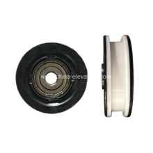 White Door Hanger Roller for Otis Elevators FAA456X1
