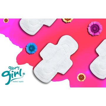 Healthy all natural sanitary pads made of cotton