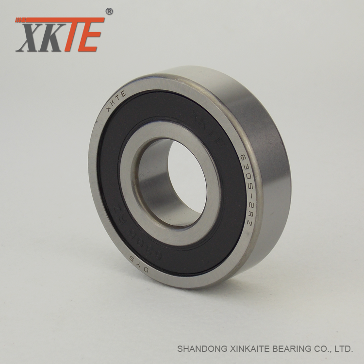 Ball Bearing For Troughed Belt Conveyor Spare Parts