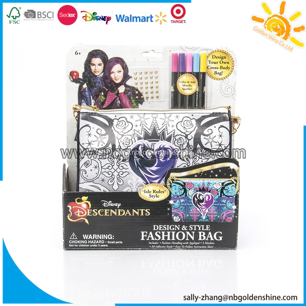 Design And Fashion Large Bag