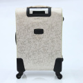customized fashionable  box with 4 revolving luggage