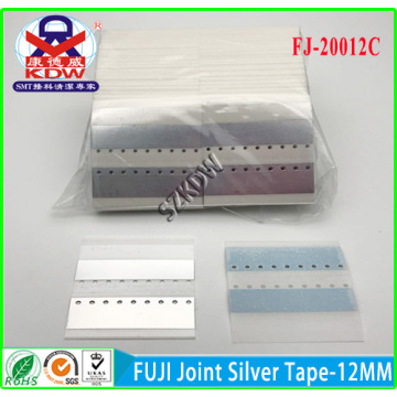 Short Lead Time for SMT FUJI Joint Tape FUJI Joint Silver Tape  12mm supply to New Caledonia Factory