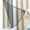 DIY Magnetic Window Screen