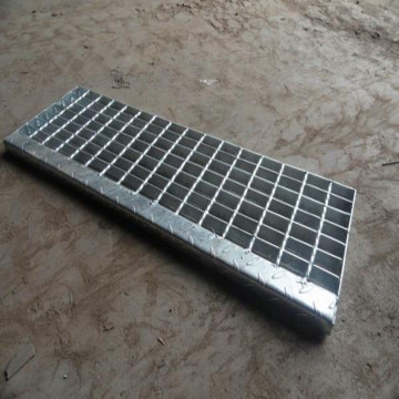 Serrated or Plain Steel Stair Treads Grating