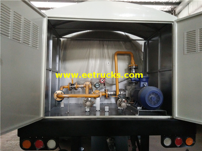 60cbm LPG Filling Trailer