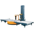 Automatic stretch film board wrapping machine