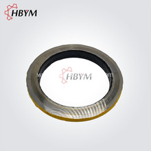 China Gold Supplier for Schwing Slewing Lever Schwing Concrete Pump Spare Parts Wear Cutting Ring supply to St. Pierre and Miquelon Manufacturer