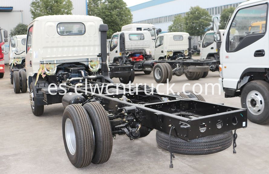 wrecker tow truck chassis 3