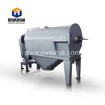 low noise food grade centrifugal sifter screens