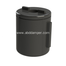 China Supplier for Plastic Dampers Small Cover Plate Slow Bounc Damper Barrel Damper supply to United States Factories