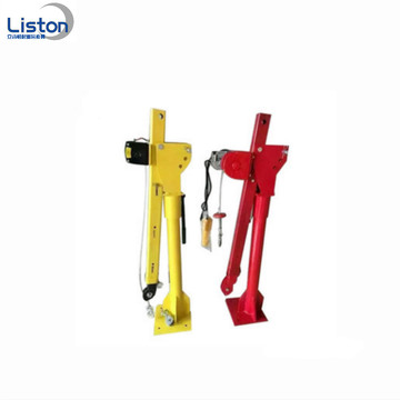 500kg Small Electric Hoist Car Lifting Cranes