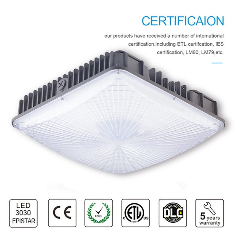 Led Canopy Retrofit