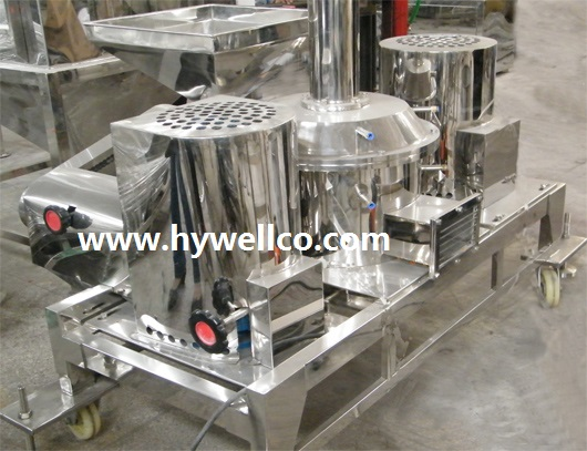 Fine Cocoa Powder Grinding Equipment